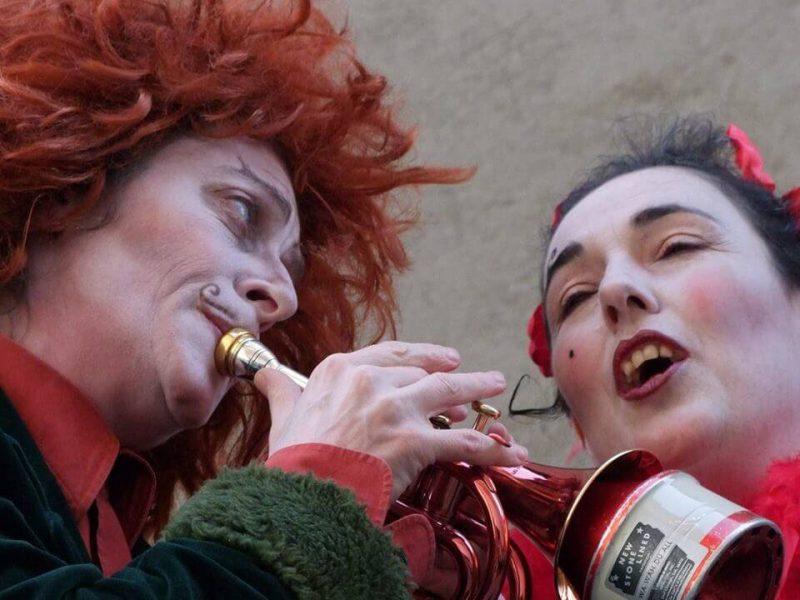 L'amour est un enfant terrible par la Compagnie Les sulfureuses - Au Petit théâtre 1603 le 28 juillet