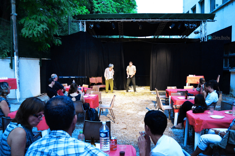 Chez Valentin (Collectif Puck) - Petit Théâtre 1603, année 2015