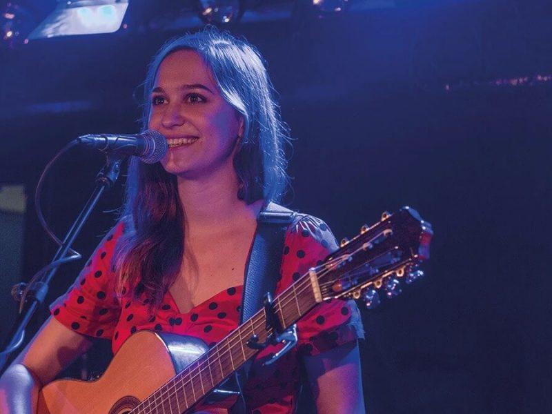 Julie Marie le 27 juillet 2018 au Petit Théâtre 1603