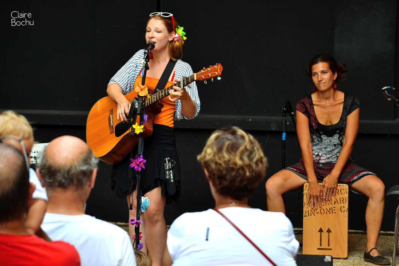 Spectacle Lilla au Petit Théâtre 1603 en 2017 - festival artistique Saint-Julien-en-Genevois