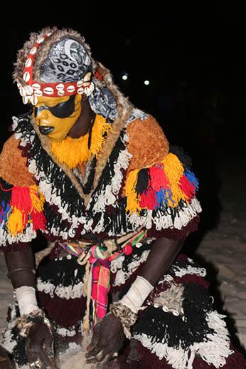 Ndongo Beye - 3 août - Petit Theatre 1603 - édition 2019 - festival St-Julien