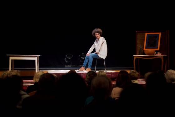 Fluide - 22 juillet 2021 à 20h au Petit Theatre 1603